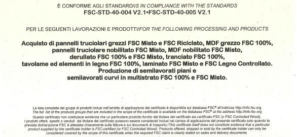 certificatoFSC-2016